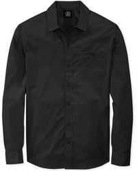 Volcom Everett Solid Shirt - Lyst