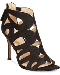 Nine West Flora High Heel Sandals - Lyst