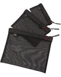 Sons Of Trade - 'assignment Kit' Zip Mesh Storage Bags - Lyst