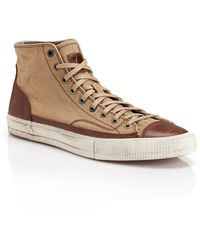 BOSS Orange Trebio  High Top Sneakers - Lyst