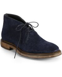 To Boot Clarkston Crepe Sole Chukka Boot - Lyst
