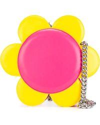 Jeremy Scott - Flower Shoulder Bag - Lyst