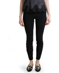 Dolce & Gabbana | Black Leggings | Lyst