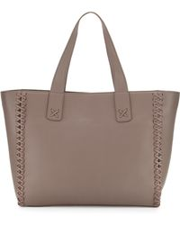 Posse - Sophie Large Leather Tote Bag - Lyst