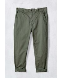 Hawkings Mcgill | Tapered Stretch Chino Pant | Lyst