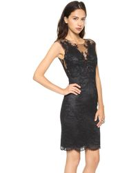Catherine Deane Vienna Dress Blackcharcoal - Lyst