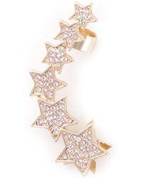 Luxury Fashion Embellished Single Earring - Lyst