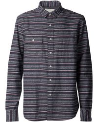 Rag & Bone Trail Shirt - Lyst