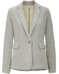 Whistles Ella Ponte Panel Jersey Jacket - Lyst