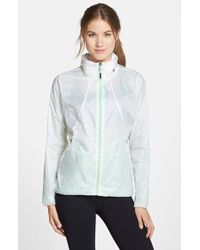The North Face 'Flyweight' Lined Jacket white - Lyst