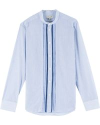 Paul & Joe Patchwork Shirt - Lyst