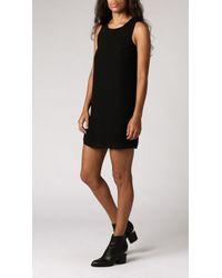 Azalea Taryn Shift Dress black - Lyst