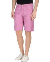 Seventy - Bermuda Shorts - Lyst