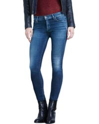 Citizens Of Humanity Avedon Super Skinny Jean in Reign - Lyst