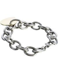 Cheap Monday Skull Bracelet - Lyst