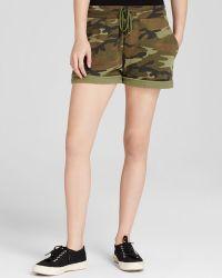 Alternative Apparel Shorts - Camo French Terry - Lyst
