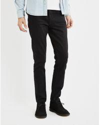 Calvin Klein | Jeans Skinny Comfort Jean Black | Lyst