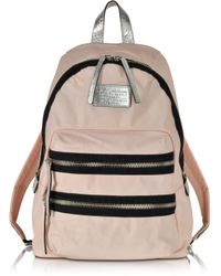 Marc By Marc Jacobs - Domo Arigato Packrat Pearl Blush Nylon Backpack - Lyst