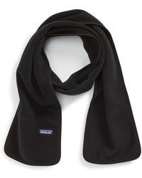 Patagonia - Synchilla Fleece Scarf - Lyst