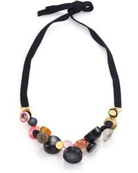 Marc By Marc Jacobs | Cabochon Statement Necklace | Lyst