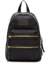 Marc By Marc Jacobs - Black Domo Arigato Mini Packrat Backpack - Lyst
