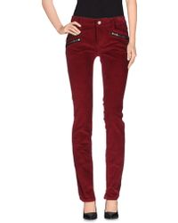 Zadig & Voltaire | Casual Trouser | Lyst