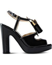 Moschino | Platform Sandals | Lyst