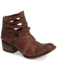 Freebird by Steven 'Stairway' Leather Boot brown - Lyst
