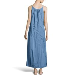 Donna Karan New York Cotton Batiste Long Nightgown - Lyst