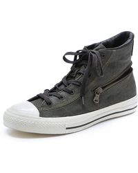 Converse X John Varvatos Painted Chuck Taylor All Star Sneakers - Lyst