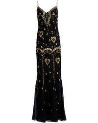 Dior Long Dress - Lyst
