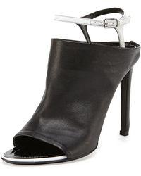 Balenciaga Ankle-strap Glove Sandal - Lyst