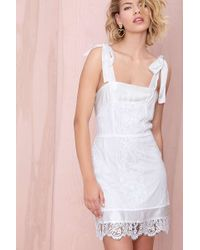 Nasty Gal For Love and Lemons Dallas Dress - Lyst