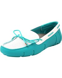 Swims Lace Loafer - Lyst