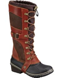 Sorel Conquest Carly Boot - Lyst