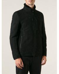 Zegna Sport - Fur Lined Coat - Lyst