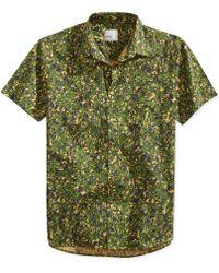 Wesc Dotte Woven Shirt - Lyst