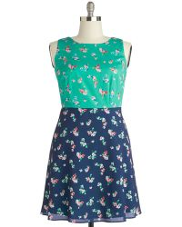 ModCloth True Passionista Dress - Lyst