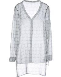 Axelle De Soie - Shirt - Lyst
