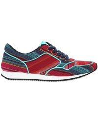 United Nude - Stretch Canvas Running Sneakers - Lyst