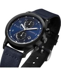 Triwa - Dusk Lansen Navy Chrono Watch - Lyst