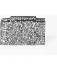 Halston - Convertible Chain Wallet - Lyst