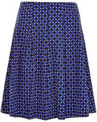 Louche - Tarsha Geo Print Skirt - Lyst