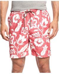 Tommy Bahama Naples Bloom Swim Shorts - Lyst