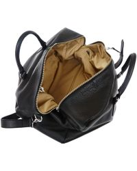 Marc By Marc Jacobs - Black Grained Leather Weekend Bag - Lyst
