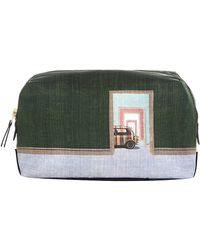 Paul Smith Green Wall Wash Bag - Lyst