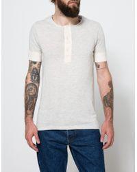 Merz B. Schwanen | Button Facing Shirt S/s | Lyst
