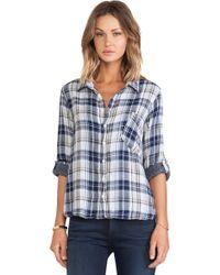 Cp Shades Jay Plaid Shirt - Lyst