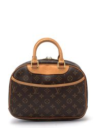 Louis Vuitton Trouville Bag - Lyst