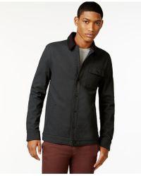 KR3W | Crass Button-front Jacket | Lyst